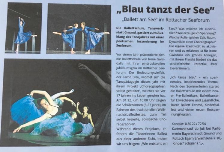 Ballett am See